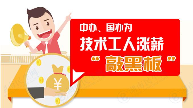 """中办、国办为技术工人涨薪""""敲黑板"""""""