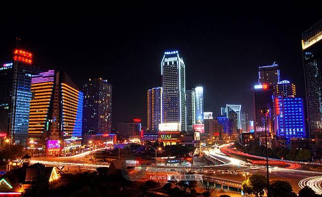 聚焦改革开放40年城市竞争力 没想到你是这样的长沙