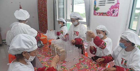 绽放在盐碱地的铿锵玫瑰—37名东北女大学生返乡创业