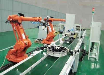 新松机器人18年创造百余项行业第一