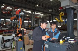 浏阳高新区 长沙华恒机器人投2亿建新项目
