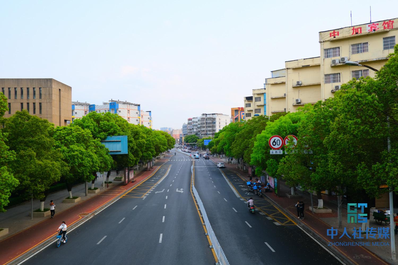 开学将近 在长沙河西大学城寻觅春天的气息 | 视觉·Live