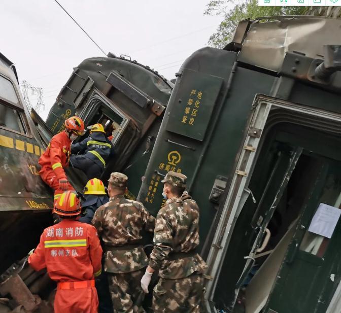 T179次列车脱轨事件追踪!