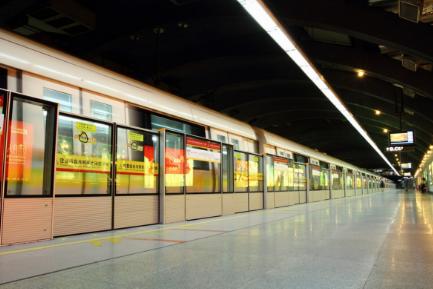 长沙地铁5号线一期工程通过初期运营前安全评估
