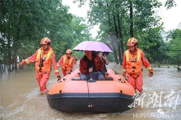 专家分析:今年湖南汛情为何复杂?如何发展?