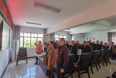 安化县 | 县人社局老干支部开展党史学习教育主题活动