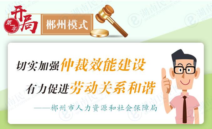 開局第(di)一年|(gun)加強仲裁(cai)效(xiao)能建設 促進勞動關系和諧
