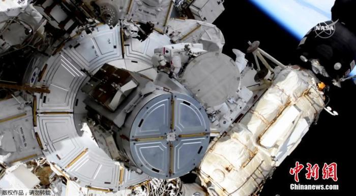 宇航员发现国际空间站俄罗斯舱段空气中霉菌含量超标